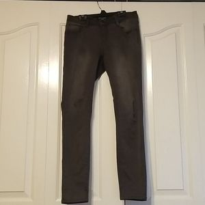 Gray Max Jeans Jeggings